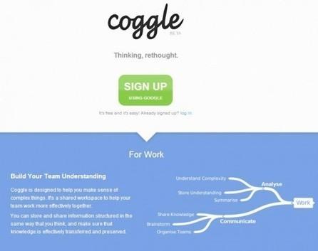 Création de diagrammes pour organiser ses pensées, Coggle | Quatrième lieu | Scoop.it