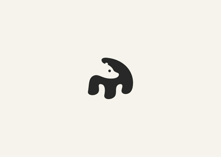 Animals carved out of negative space | Illustration #inspirebydesign | interaction design | Scoop.it