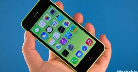 Apple Reportedly Cutting iPhone 5C Orders | Business Studies HSC 2014 | Scoop.it