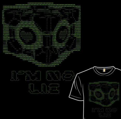 No Lie | ASCII Art | Scoop.it