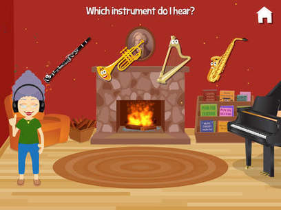 Music with Grandma - A New App, Great for the Whole Family - Fun Educational Apps for Kids | Best Apps for Kids | Scoop.it