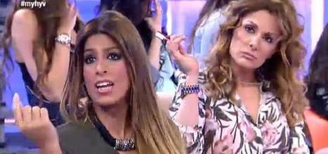 Nagore se burla de Oriana en 'Mujeres y Hombres y viceversa' - elEconomista.es | empresarial de mujeres | Scoop.it
