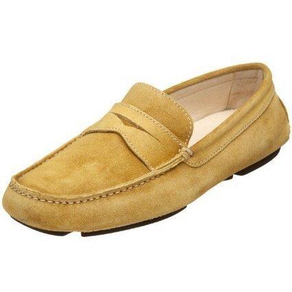 ^_^  Vinco Donald J Pliner Mens Vinco Driving Loafer Distressed Mustard 12 M US Donald J Pliner Distressed Mustard   Mens Slip-on Shoes   Scoop.it
