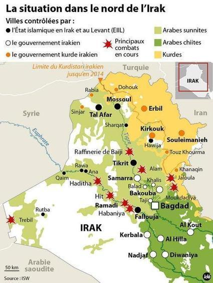 A quoi ressemblera un Kurdistan indépendant... du point de vue iranien | Béatrice D. | Scoop.it