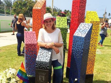 Puerto Rico's First LGBT Monument Honors Orlando Victims | LGBT News | Scoop.it