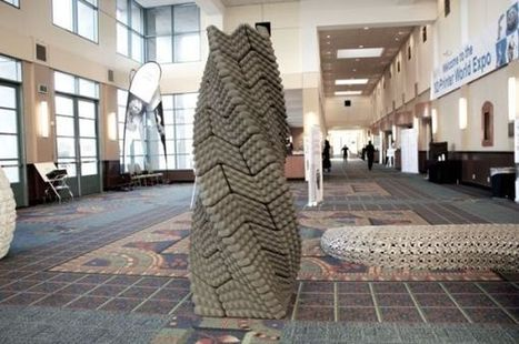 Emerging Objects plans to 3D print earthquake resistant bricks | 3D Virtual-Real Worlds: Ed Tech | Scoop.it