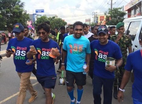 (Photos) Rangana Herath and Jeevan Mendis take part in TrailSL walk | Sri Lanka Cricket | Scoop.it