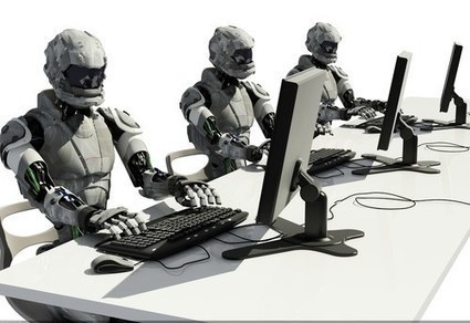 Robots-journalistes : 10 questions éthiques | Les médias face à leur destin | Scoop.it