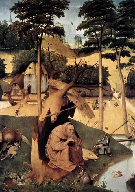 Jerónimo Bosch y el arte durante la agonía del feudalismo | Cultura Occidental 2.0 | Scoop.it