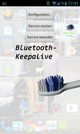 Bluetooth Keepalive v1.19 (paid) apk download | ApkCruze-Free Android Apps,Games Download From Android Market | bluetooth | Scoop.it