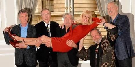 Les places pour les Monty Python s'arrachent en 43,5 secondes | Funny stuff | Scoop.it