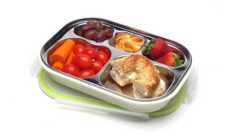 Lunch Containers With Dividers to Pack School Meals | Exist Decor | home | Scoop.it