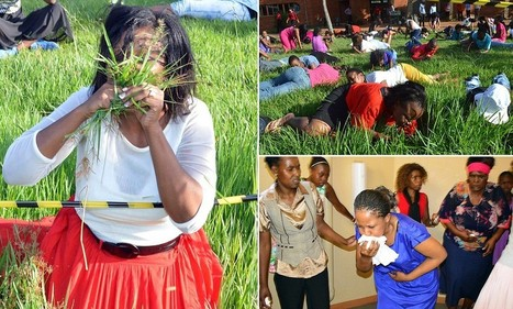 Lawn again Christians: South African preacher makes congregation eat GRASS to 'be closer to God' | Religion in the 21st Century | Scoop.it