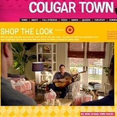 Video/Rich Media - Target takes online shopping to TV's 'Cougar Town' - Internet Retailer | screen seriality | Scoop.it