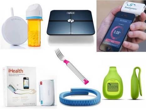 Quand santé, sport et bien-être riment avec high-tech | Psychologie du sport | Scoop.it