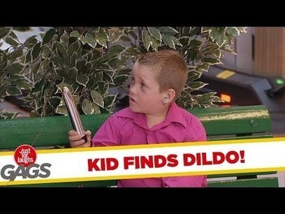 Kid Finds Mom's Used Dildo | Earn money by sharing Video | Scoop.it