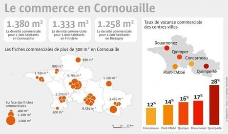 Commerces.  Le boum des locaux à l'abandon | CDAC | Scoop.it