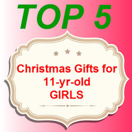 Christmas Gifts for 11 Yr Old Girls | Gift Ideas for Girls | Scoop.it