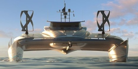 "World's First Boat Powered by 100% Renewables to Circle Globe (""then a solar plane, now a solar boat"") 