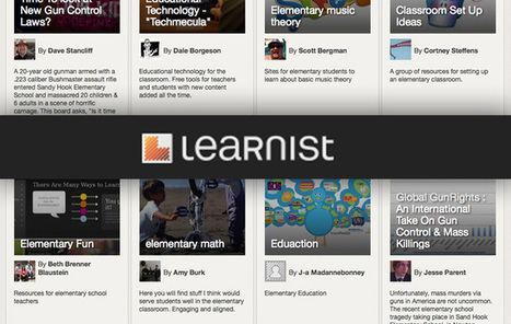 My 10 Favorite Learnist Boards Built By Teachers - Edudemic | APRENDIZAJE | Scoop.it