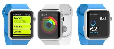 Apple Watch and the potential to unlock voice technology | Wearable Devices | Scoop.it