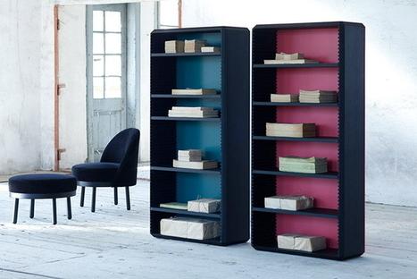 Les crémaillères de l'étagère Anything de Steffen Kehrle participent pleinement à l'esthétique | inoow design lab | Scoop.it