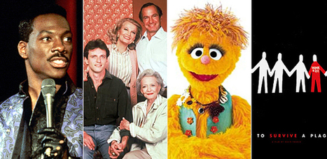 From Haight Street to Sesame Street: The Evolution of AIDS in Pop Culture | Gay News | Scoop.it