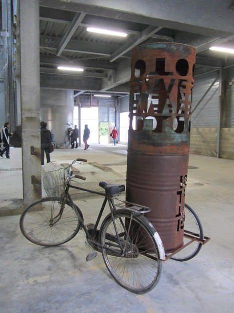 Kendell Geers: 'Prayer Wheel (Gift)' | Art Installations, Sculpture, Contemporary Art | Scoop.it