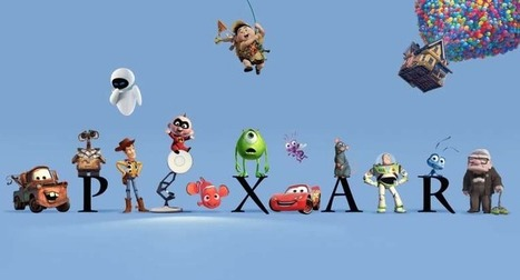 Pixar explains the 22 rules for great storytelling - Holy Kaw! | Best Storytelling Picks | Scoop.it