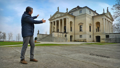 Framing Palladio: Villa La Rotonda | Italia Mia | Scoop.it