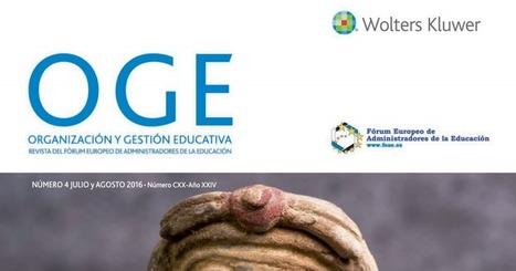 Organizacion y Gestion Educativa_04-2016_BR.pdf | Modelos Educativos | Scoop.it