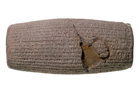 The Cyrus Cylinder travels to five major museum venues in the United States in 2013 | Art Daily | Kiosque du monde : Asie | Scoop.it