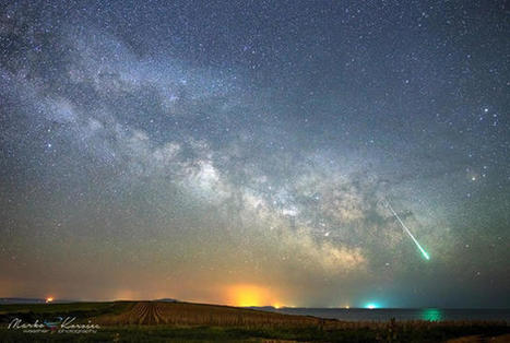 Look Up! The Lyrid Meteor Shower Peaks on Earth Day | Vloasis sci-tech | Scoop.it