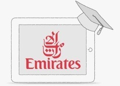Learning On Tablets At Emirates Airlines | Upside Learning Blog | Lifelong and Life-Wide Learning | Scoop.it