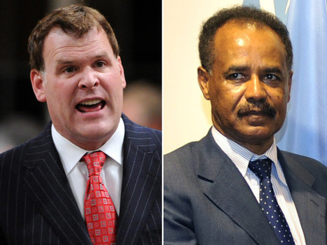 Ottawa increasing diplomatic pressure on Eritrea after consulate 'extortion' reports | Canada | News | National Post | News | Scoop.it