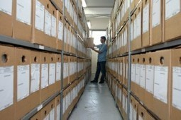 Brazil, China team up to digitise history archives | The BRICS Post | Libraries & Archives 101 | Scoop.it
