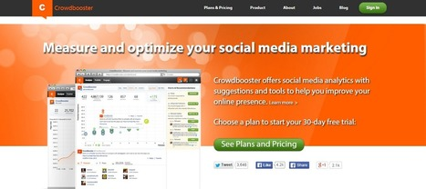 Best Tools that can boost your Your Social Marketing Campaigns   SEO   Scoop.it