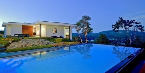 Modernist Architecture   4705 Kerryview Drive, Victoria, BC   Luxury Real Estate Canada   Scoop.it