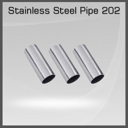 Stainless Steel Pipe 202 Manufacturer in India | S S Pipe 202 Manufacturer | Stainless Steel Pipe 304 Manufacturer | Stainless Steel Pipe 316 Manufacturer | S S Pipe 202 Manufacturer in India | Ahm... | Bharat Metal | SS | Stainless Steel |  Pipe | fitting| 202 | 304 | 316 | Plate | Sheet | Wire | Rod | Circle | Manufacturer | Dealer | India | Scoop.it