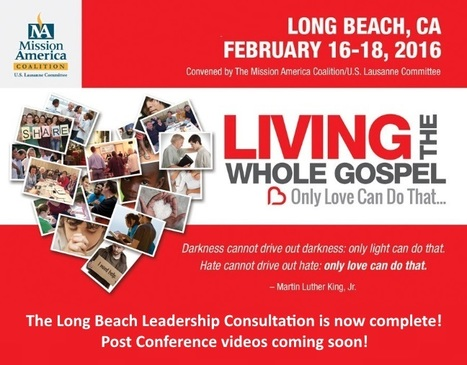 PLENARY VIDEOS: LOVE 2020 Summit / Long Beach via YouTube | CityReaching | Scoop.it