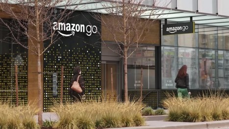 Amazon wants you to feel like you're shoplifting from its new grocery store | Institut International de Logistique de Montréal - Informations | Scoop.it