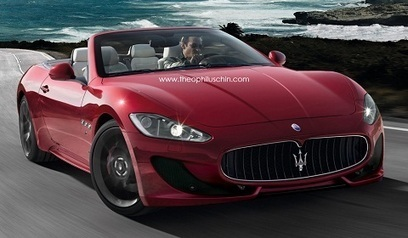 2015 Maserati GranTurismo – Specs, Review, Price and Redesign | Review Cars 2016 | CARS REVIEW 2015-2016 | Scoop.it