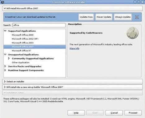 6 Aplicaciones: Ejecutar programas de Windows en Linux y Mac   PCWebtips.com   Sistemas Operativos   Scoop.it