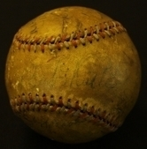 Historic Signed Baseball Memorabilia Up for Auction Including Babe ...   the history of the babe ruth and the yankees   Scoop.it