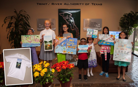 Congratulations to the winners of Trinity River Authority Art Contest! | exTRA by the Trinity River Authority of Texas | Scoop.it