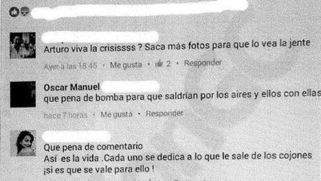 Condenado a pagar 920 euros por un comentario en Facebook contra la Guardia Civil | #TRIC para los de LETRAS | Scoop.it