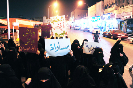 Saudi Arabia Demonstrators Hold Rallies in al-Qatif, Awwamiya | Coveting Freedom | Scoop.it
