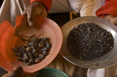 L'UE peine à réguler le commerce des minerais de sang | Confidences Canopéennes | Scoop.it