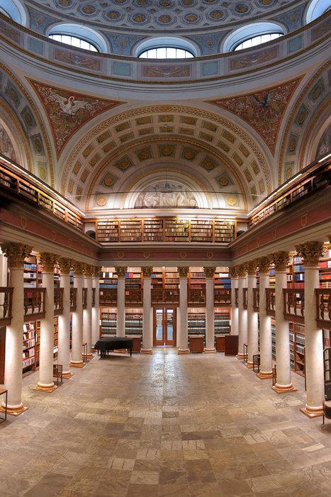 50 bibliothèques parmi les plus splendides du monde dans lesquelles vous rêverez de passer des jours entiers | architecture & design en bibliotheques | Scoop.it