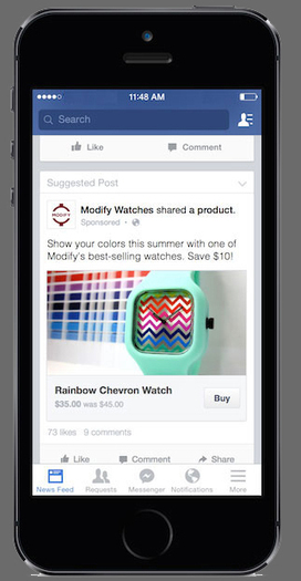 Will you buy into Facebook's Buy button? | Social Media News & Tips | Scoop.it